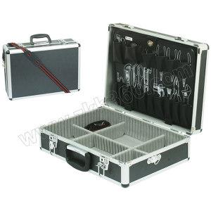 PROSKIT/宝工 黑铝工具箱 8PK-750N 458×330×150mm 1只