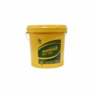 GREATWALL/长城 防冻液 FD-1 型 冰点-25℃ 9kg 1桶