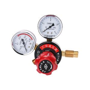 GONGZI/工字 乙炔减压器 YQE-03 不支持第三方送检 1套