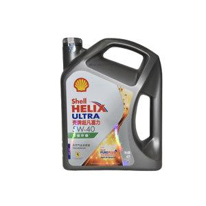 SHELL/壳牌 合成汽油机油 HELIX-UL-5W40 4L 1桶