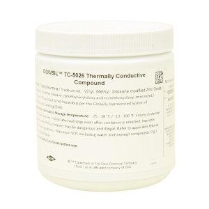 DOWSIL/陶熙 导热硅脂-高导热型 TC-5026 1kg 1罐