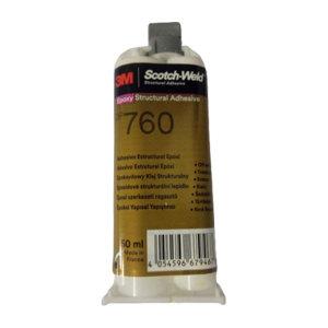 3M 耐高温环氧胶粘剂 SCOTCH-WELD DP-760 50mL 白色 1支