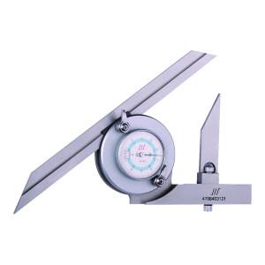CHILON/成量 带表万能角度尺 0-360°5′ 不代为第三方检测 1把