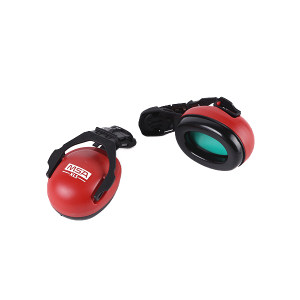 MSA/梅思安 XLS超轻型头盔式耳罩 SOR14012 SNR:25dB 1副
