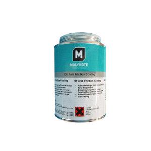 MOLYKOTE/摩力克 水基热固化涂层 水基热固化涂层106 深灰色 500g 1罐