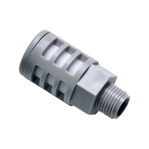 AIRTAC/亚德客 PAL系列塑料消声器 PAL01 外螺纹Rc1/8 1个
