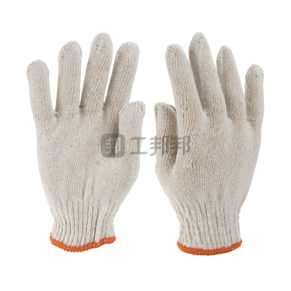 ZKH/震坤行 Tuf-Coton 400g棉纱作业手套 10450 均码 10针 1副