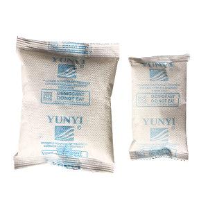 YUNYI/运宜 硅胶干燥剂无纺布 硅胶干燥剂 150g×160包 1箱