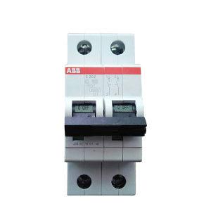 ABB S200系列微型断路器 S202-C16 C脱扣 额定电流16A 1个