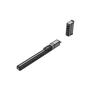 SMC LEFS系列无杆型(滚珠丝杆驱动)电动执行器 LEFSH25AA-100-R16P 1个