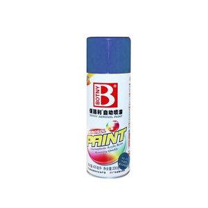 BOTNY/保赐利 高级自动喷漆 B-1088 21 中蓝色 400mL 1罐