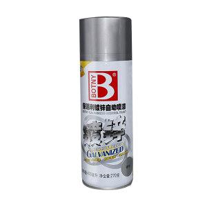BOTNY/保赐利 镀锌自动喷漆 B-1727 不锈钢色 含锌量≥75% 400mL 1罐