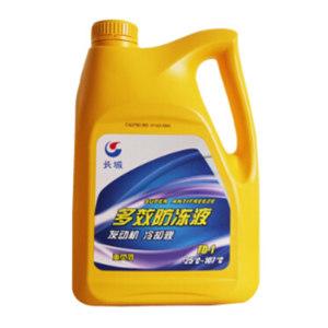 GREATWALL/长城 防冻液 FD-1 型 冰点-25℃ 4kg 1桶