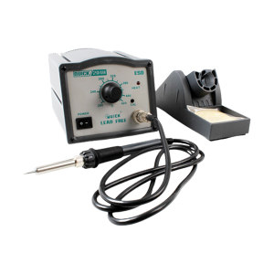 QUICK/快克 无铅电焊台 QUICK204H 调温范围200~420℃ 温度稳定度(空载)±2℃ 1台