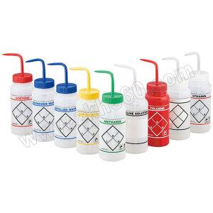AS ONE/亚速旺 带标签清洗瓶 11646-0617 透明色 1-8542-07 标签:生理盐水 1个