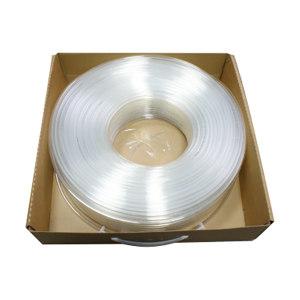 ZHENGMI/正密 PU气管 PU1065-100M 10(6.5)mm×100m PU 透明 1卷