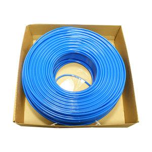 ZHENGMI/正密 PU气管 PU1280-100M 12(8)mm×100m PU 蓝色 1卷