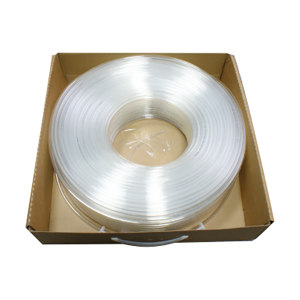 ZHENGMI/正密 PU气管 PU1280-100M 12(8)mm×100m PU 透明 1卷