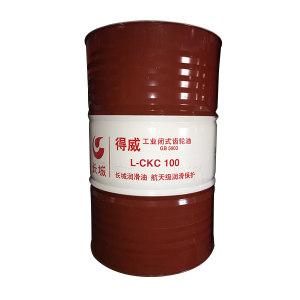 GREATWALL/长城 工业闭式齿轮油 得威 L-CKC 100 170kg 1桶