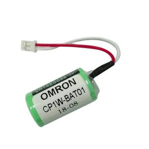 OMRON/欧姆龙 CP1W系列附件-电池(带插头) CP1W-BAT01 1个