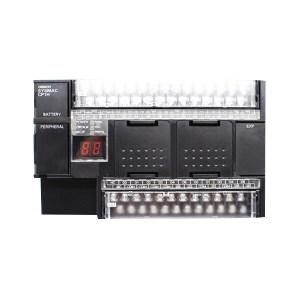 OMRON/欧姆龙 CP1H系列XA型CPU单元(继电器输出/AC电源型) CP1H-XA40DR-A 1个