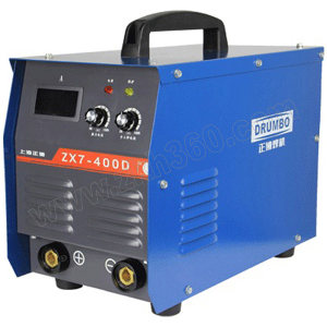 DRUMBO/正博 400W逆变单管直流手弧焊机 ZX7-400D 380V/三相单管 快速接头2只 不含焊把线和焊钳 1台