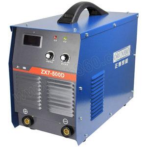 DRUMBO/正博 500W逆变单管直流手弧焊机 ZX7-500D 380V/三相单管 快速接头2只 不含焊把线和焊钳 1台