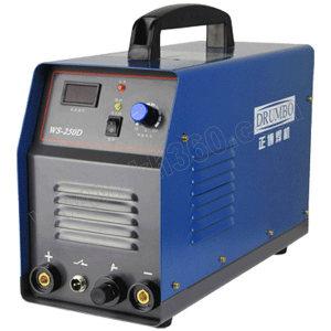 DRUMBO/正博 250W逆变直流氩弧/手弧焊机 WS-250 220V单管 5m焊枪 2.5m接地线 不含焊把线和焊钳 1台