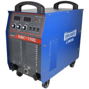 DRUMBO/正博 逆变二氧化碳气体保护焊机-(带手弧焊) NBC-350E 380V/三相双模块,带手弧焊 10米连电缆、3米焊枪、2.5米地线、气表一个 1台