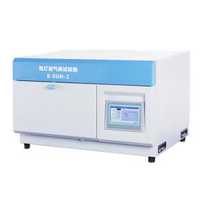 YIHENG/一恒 氙气耐气候试验箱(台式) B-SUN-II 35~90℃ 320×320×320mm 1台
