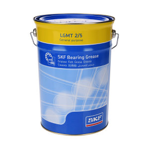 SKF/斯凯孚 润滑剂 LGMT 2/5 5kg 1桶