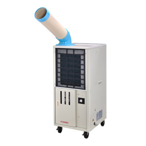 DONGXIA/冬夏 移动式冷气机 SAC-25 220V/制冷量:2500W(8500BTU) 1台
