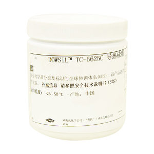 DOWSIL/陶熙 导热硅脂-中粘度通用型 TC-5625C 通用型 1kg 1罐