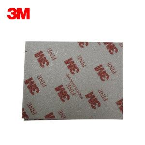 3M 海绵砂纸 02604 114x139mm 20片 1盒