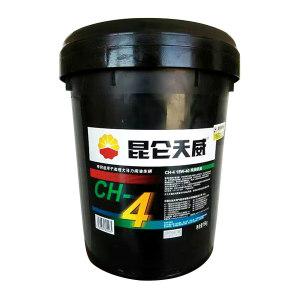 KUNLUN/昆仑 柴油机油 天威CH4-15W40 16kg 1桶