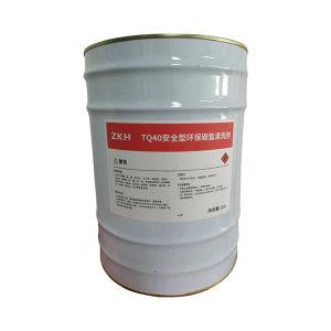 ZKH/震坤行 安全型环保碳氢清洗剂 TQ40 20L 1桶