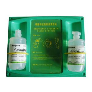 HONEYWELL/霍尼韦尔 Eyesaline洗眼液 109125-G 16盎司 双瓶装 带国产挂板 1套