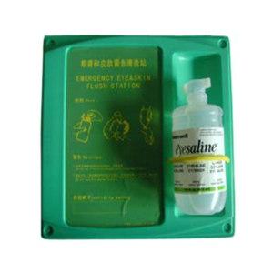 HONEYWELL/霍尼韦尔 Eyesaline洗眼液 109114-G 32盎司 单瓶装 带国产挂板 1套