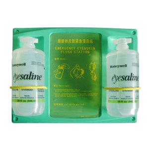 HONEYWELL/霍尼韦尔 Eyesaline洗眼液 109115-G 32盎司 双瓶装 带国产挂板 1套
