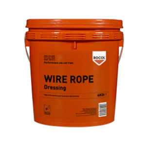 ROCOL/罗哥 钢缆润滑剂 WIRE ROPE DRESSING(旧型号RD 105) 20024 18kg 1桶
