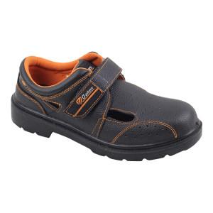DADUN/大盾 K系列低帮夏季安全鞋 K0108 36码 黑色 防砸防静电 1双
