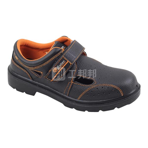 DADUN/大盾 K系列低帮夏季安全鞋 K0108 38码 黑色 防砸防静电防刺穿 1双