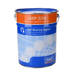SKF/斯凯孚 润滑剂 LGEP2/18 18kg 1桶