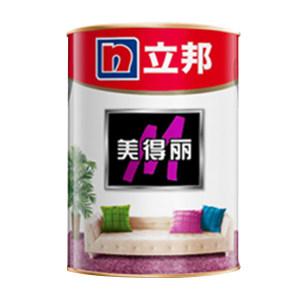 NIPPON/立邦 内墙乳胶漆 美得丽 哑光白 17L 1桶