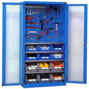 ZKH/震坤行 四层层板工具储物柜 QH04132 1023×550×1800mm 层板4块 1个