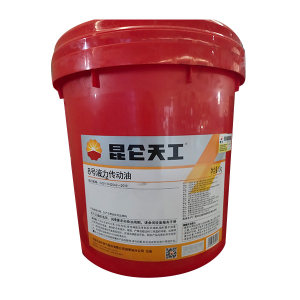 KUNLUN/昆仑 液力传动油 天工-8#液力传动油 13kg 1桶