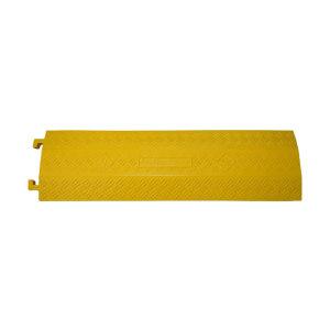 SAFEWARE/安赛瑞 轻型线缆保护带 11118 1000*270*40mm 黄色 1个