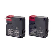 OMRON/欧姆龙 D4NL系列电磁锁定安全门开关 D4NL-2FFA-B 1个