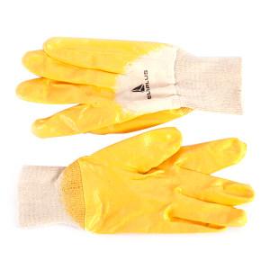 DELTA/代尔塔 轻型丁腈3/4涂层棉手套 201015 9码 NI015 1副