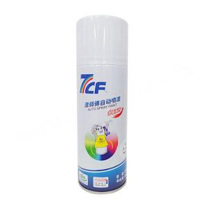 7CF/漆师傅 自喷漆 白色40 白色40 450mL 1罐